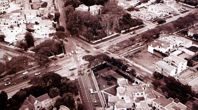 historia avenida javier prado lima