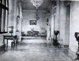 Interior de la casa Marsano - Fuente El Comercio