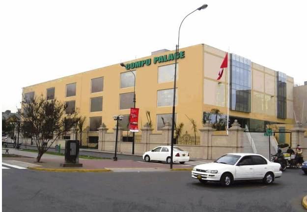 Tiendas COMPUPALACE Miraflores