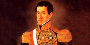 Agustín Gamarra Messía (periodo 1829 – 1833 y 1839 – 1841)