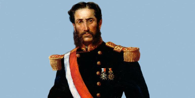 Andrés Avelino Cáceres Dorregaray (periodo: 1886 – 1890 y 1894 – 1895)