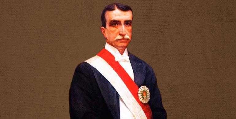 Augusto Bernardino Leguía y Salcedo (periodo: 1908 – 1912 y 1919 – 1930)