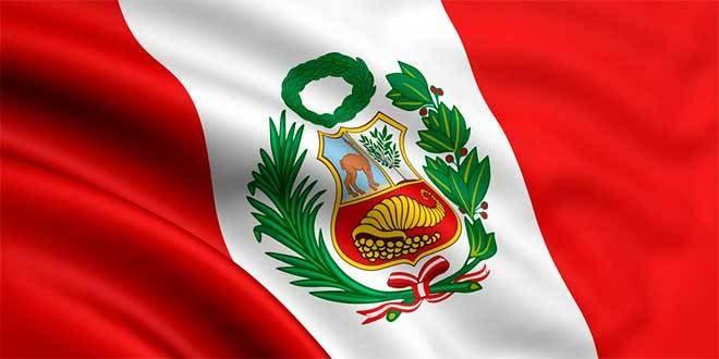 Bandera del Perú conociendo la historia del Perú en sus etapas