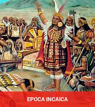 epoca incaica