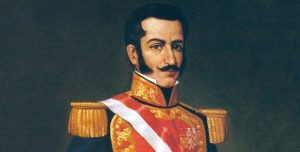 Felipe Santiago Salaverry (periodo: 1835 – 1836)