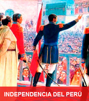 Independencia del Perú