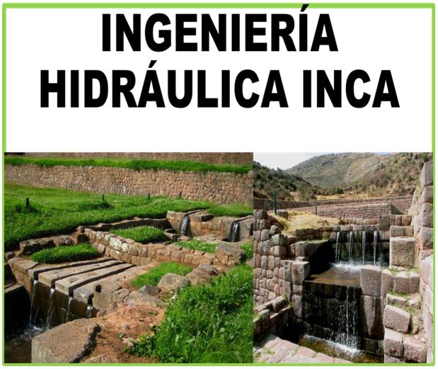 Ingeniería Hidraúlica Inca