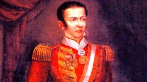 José de la Riva Agüero y Sánchez Boquete (periodo: 1823 – 1823)