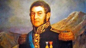 José de San Martín (periodo: 1821 – 1822)