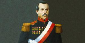Juan Francisco de Vidal La Hoz (periodo: 1842 – 1843)