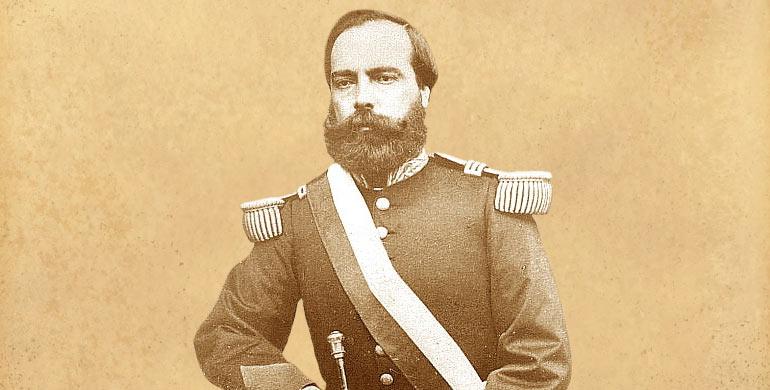Mariano Ignacio Prado Ochoa (periodo: 1865 – 1868 y 1876 – 1879)
