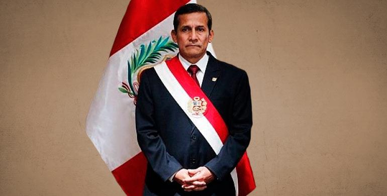 Ollanta Humala Tasso