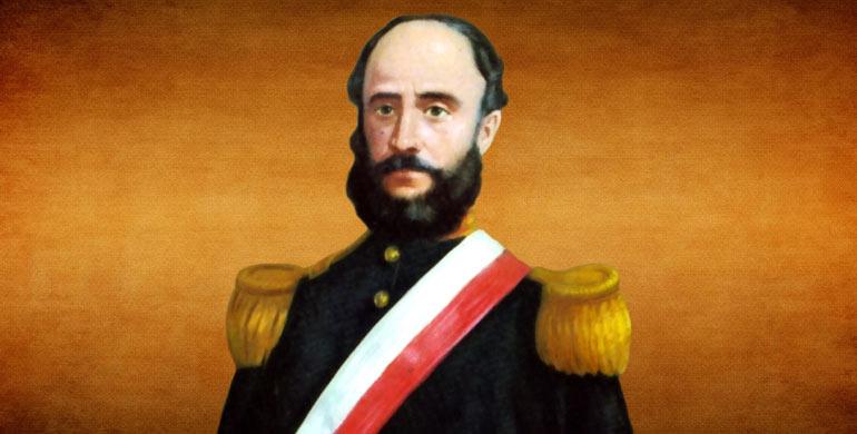 Pedro Diez Canseco Corbacho (periodo: 1863, 1865 y 1868)