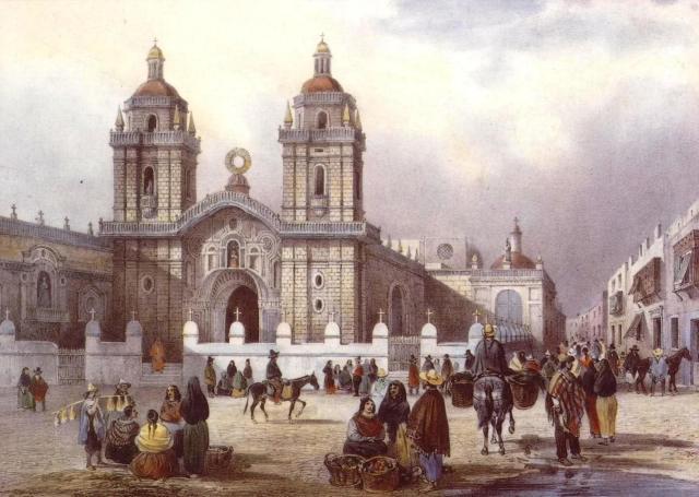 inicios de la republica en Perú