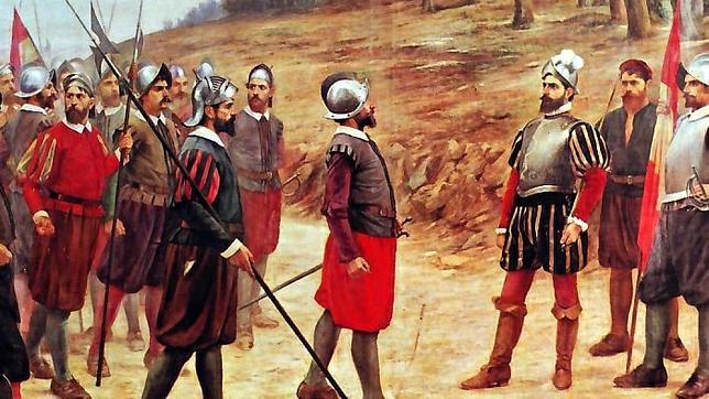 Pizarro y los 13 del Gallo