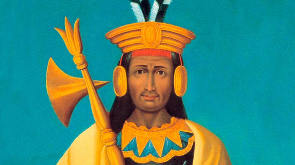 Tupac Inca Yupanqui