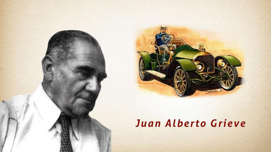 Juan Alberto Grieve Becerra