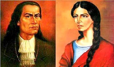 Micaela Bastidas y Tupac Amaru