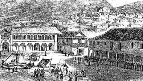 Lee más sobre el artículo Rebelión del Cuzco