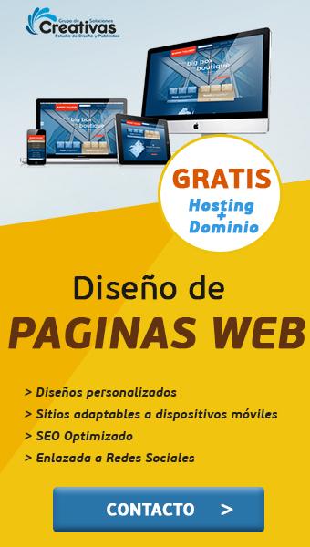 Diseño de Páginas web en Lima Peru